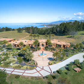 Food & Wine: Cast Your Bid for This California Dream Mansion, Complete With Acres of Pinot Noir Vineyards