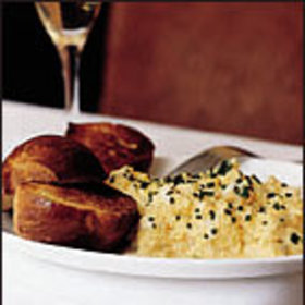 Food & Wine: French Scrambled Eggs with Truffle Oil