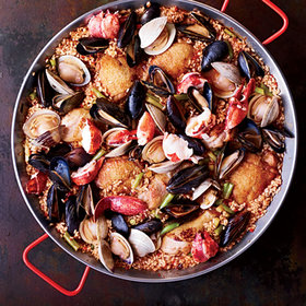 Food & Wine: 5 Recipes for National Paella Day