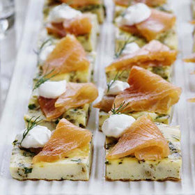 Food & Wine: 9 Brunch Appetizers for a Blow-Out Weekend Bash