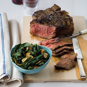 Food & Wine: T-bone Steak Recipes