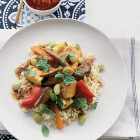 Food & Wine: Fantastic Farro, Couscous and Quinoa Recipes