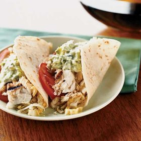 mkgalleryamp; Wine: Fish Tacos