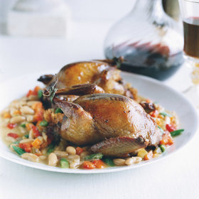 Food & Wine: 5 Recipes for Game Birds