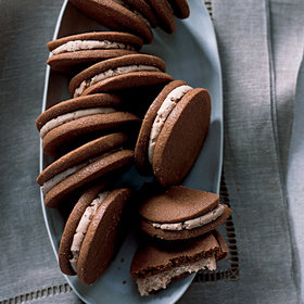 Food & Wine: Party Dishes: Sandwich Cookies