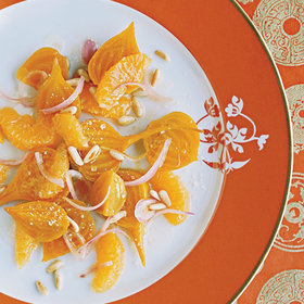 mkgalleryamp; Wine: Eat by Color: Orange Foods