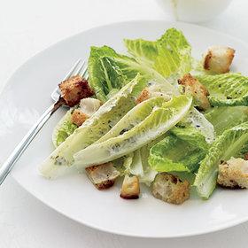 Food & Wine: What Makes a Caesar Salad?