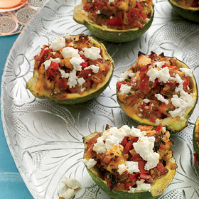 Food & Wine: 8 Spectacular Stuffed Zucchini Recipes
