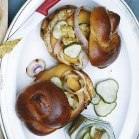 Food & Wine: 8 Ways to Make Delicious Turkey Burgers