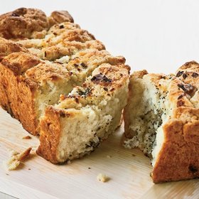 Food & Wine: Cheese Breads