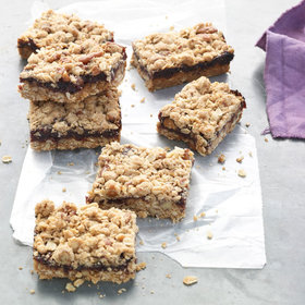 Food & Wine: 7 DIY Snack Bars for Back-to-School