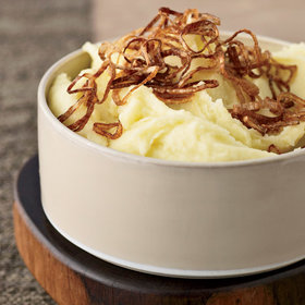 Food & Wine: Mashed Potatoes