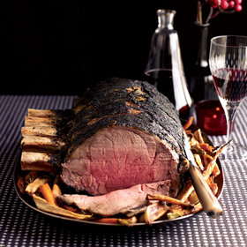 Food & Wine: 8 Almost-Effortless Holiday Roasts