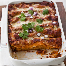 mkgalleryamp; Wine: Easy Enchilada Recipes