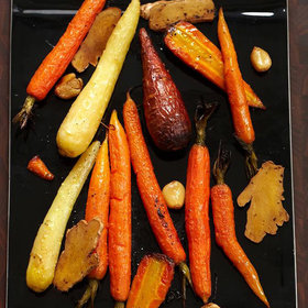 Food & Wine: Thanksgiving Carrot Recipes