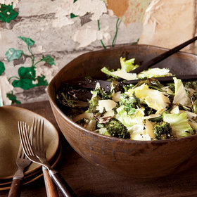 mkgalleryamp; Wine: Escarole