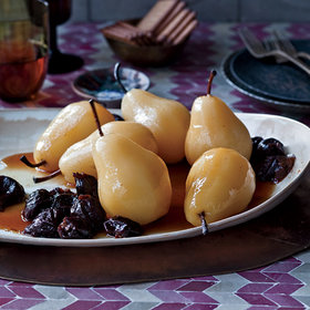 mkgalleryamp; Wine: Pear Desserts