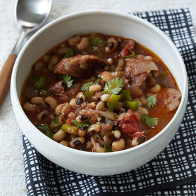 Food & Wine: Black-Eyed Pea Recipes