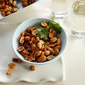 Food & Wine: Vegetarian Snacks
