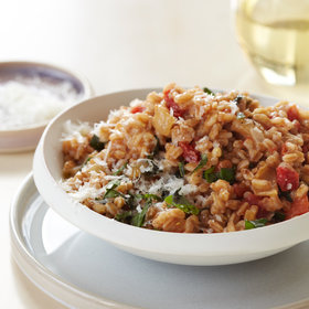 Food & Wine: 8 Creamy Risotto Recipes That Are Actually Healthy