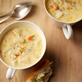 Food & Wine: 9 Cozy, Creamy Recipes for National New England Clam Chowder Day