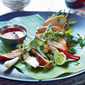 Food & Wine: Learning to Love Cilantro