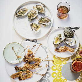 Food & Wine: Why You Should Drink Bourbon With Oysters