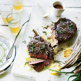 Food & Wine: 9 Epic Grilled Steaks for Labor Day