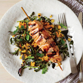 Food & Wine: Healthy, Fast Weeknight Dinners