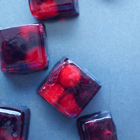Food & Wine: 10 Red Berry Dishes to Celebrate (RED)