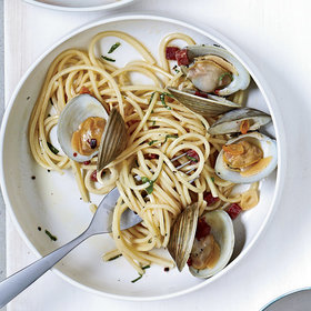 Food & Wine: 9 Best Briny, Buttery Clam Pastas