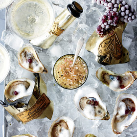 Food & Wine: The Best Champagne Pairings
