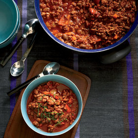 Food & Wine: 7 Hearty Turkey Chili Recipes