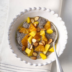 Food & Wine: Chia Seed Recipes