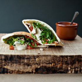 Food & Wine: 5 Ways to Fill a Pita Pocket