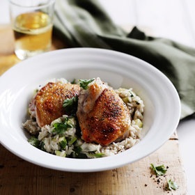 Food & Wine: Chicken Thighs