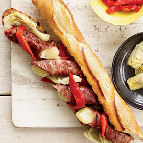 Food & Wine: Hot Melted Sandwiches