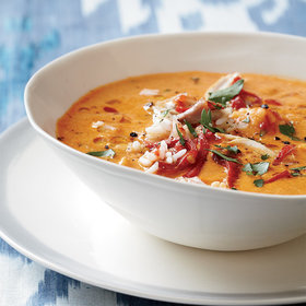 Food & Wine: 8 Healthy Additions to Chicken Soup