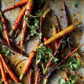 Food & Wine: Fall Side Dishes