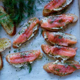Food & Wine: The Differences Between Gravlax, Lox and Smoked Salmon (and How to Make All Three)