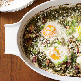 Food & Wine: 8 Sauces for Baked Eggs