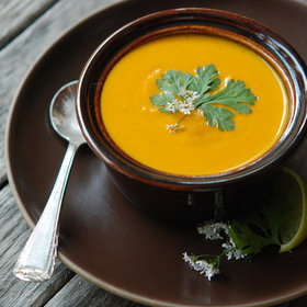 Food & Wine: 7 Creamy Soups That Don't Actually Contain Cream