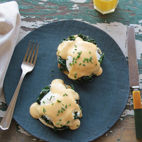 Food & Wine: 3 Wines to Pair with Eggs Benedict