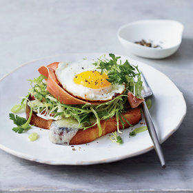 Food & Wine: 9 Epic Open-Face Sandwiches