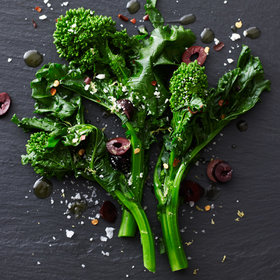 Food & Wine: What is Broccoli Rabe? (And How Should You Cook It?)