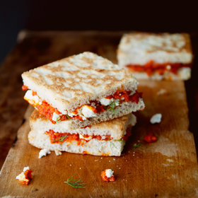 Food & Wine: Cheese Sandwiches