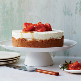 Food & Wine: 7 Ways to Rethink Cheesecake