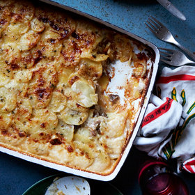 Food & Wine: 7 Cheesy Potato Gratins for Holiday Feasting