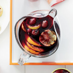Food & Wine: It's Fourth of July Morning, Do You Know Where Your Sangria Is?