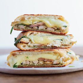 Food & Wine: 10 Hot and Melty Panini to Upgrade Your Lunch Game